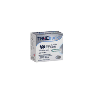 TRUEtrack® Blood Glucose Test Strip