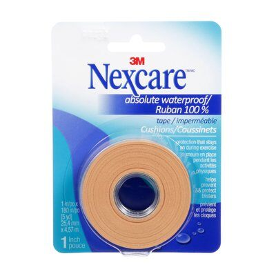 Nexcare™ Absolute Waterproof Tape (Carded)