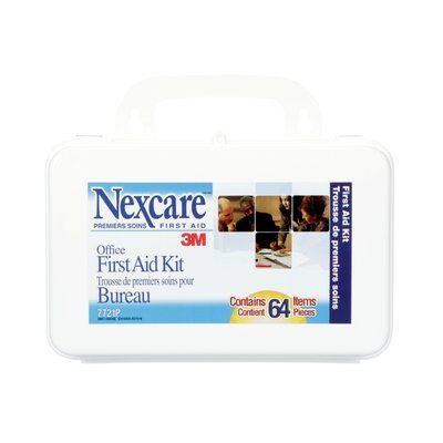 Nexcare™ Office First Aid Kit, 64-pc