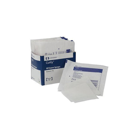 Image of Curity™ Gauze Sponge, All-Purpose, Non-Woven, Sterile