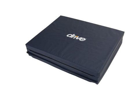 Drive Medical Tri-Fold Bedside Fall Mat