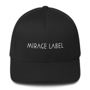 ML Embroidered Logo Flexfit Cap - House of Mirage Label