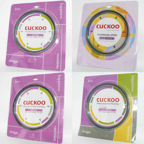 Cuckoo Sealing Packing Seal Gasket Rubber Ring CRP-HZXB0610FB Cooker