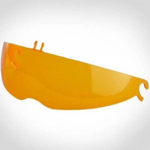 HJC HJ-V5 Amber Sun Visor for IS-16 IS-33 FS-33 IS-34 FS-11 Helmet Shield Orange