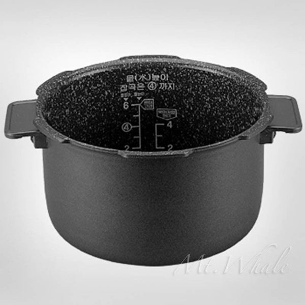 New CUCKOO Inner Pot for SRP-0611FA Pressure Rice Cooker