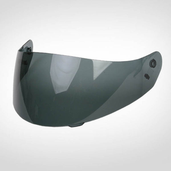 HJC HJ-17 Pinlock Ready Smoke Tinted Shield Visor for CL-MAX 2 II CLMAX 2 II ISMAX IS-MAX BT IS-MAX 2 II SYMAX 3 III SY-MAX 3 III HELMET Stark Getönt Visier für Motorrad Helm Fumé Foncé Visière pour Casque Moto