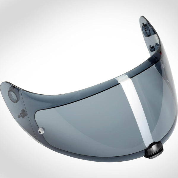 HJC HJ-20M Pinlock Ready Smoke Tinted Shield Visor for FG-17 IS-17 FG-ST R-PHA ST RPHA ST HJ-20ST Helmet Stark Getönt Visier für Motorrad Helm Fumé Foncé Visière pour Casque Moto