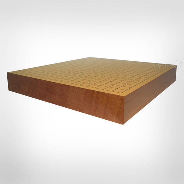 Baduk Board Agathis Wood 5.5cm Thickness 6 Brothers