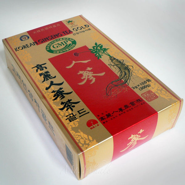 New Korean Ginseng Tea 3g x 100 bags Korea Health