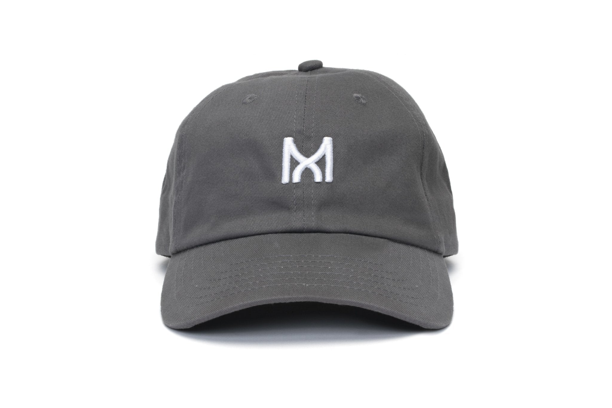 Grey Sports Cap - Madefor