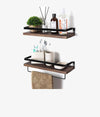 Floating Shelves Wall Mounted Storage Shelves