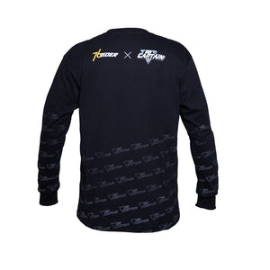 Captain89 Swingman - Premium Long Sleeve Shirt