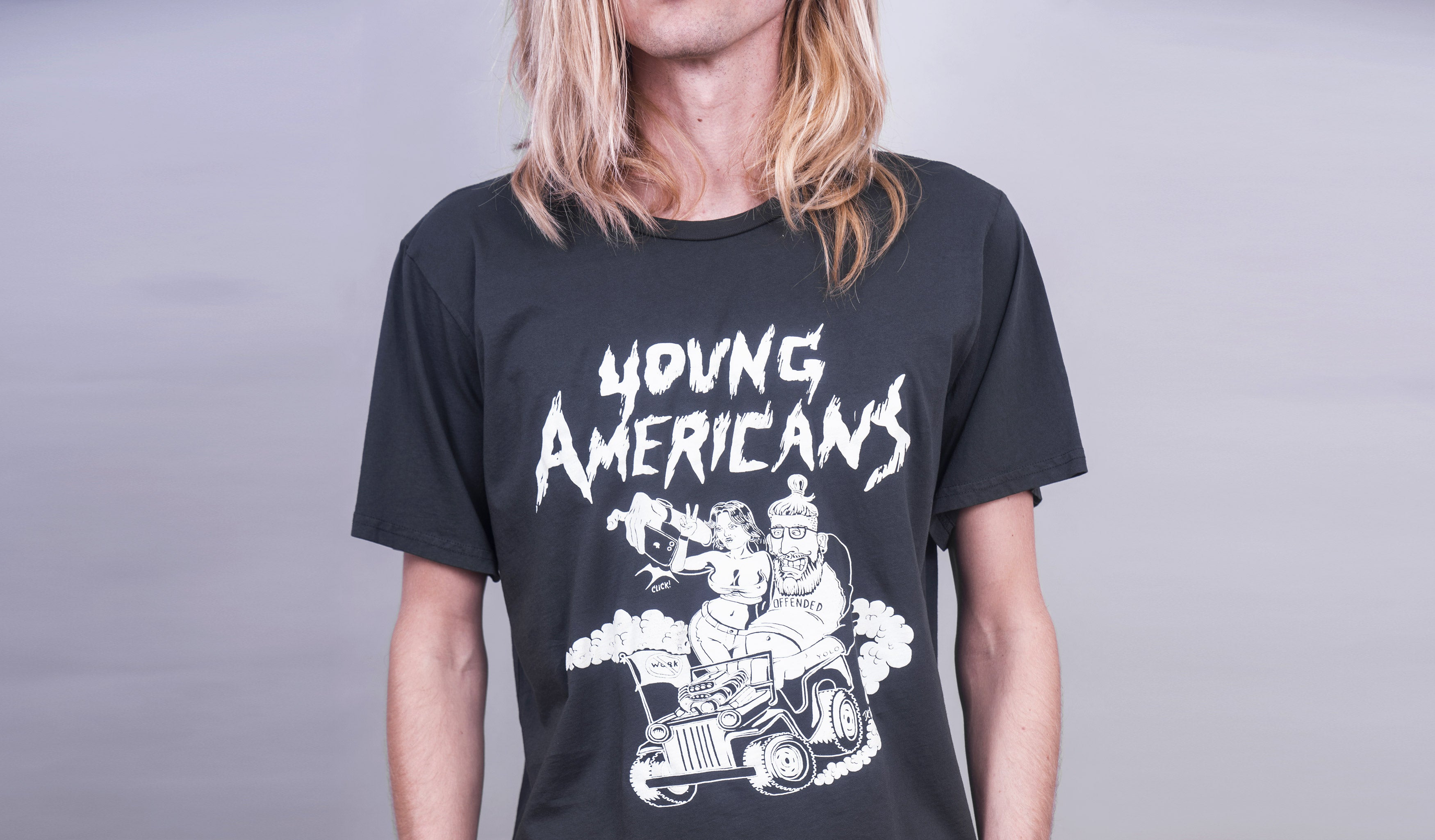 Young Americans (Vintage Black)