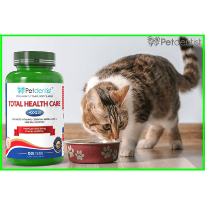 Petdentist® Pet Vitamins Supplement Dog Vitamins and Supplements Complete Health with CoQ10