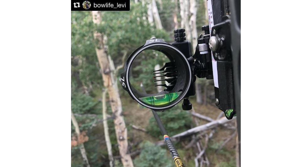 Levi Morgan Posts Prototype Sure-Loc Carbonic Hunting Sight
