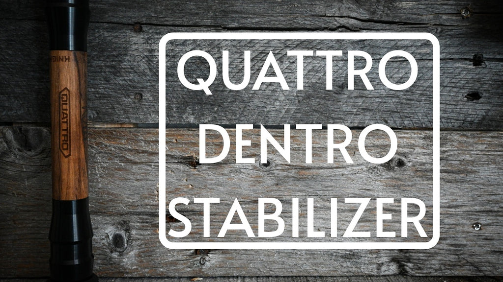 Quattro Dentro Stabilizer Review