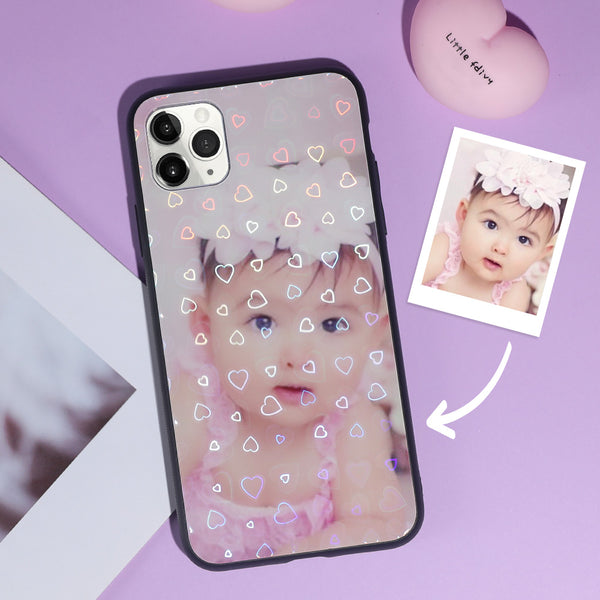 Hot Sale - Custom Aurora Of Love iPhone Case