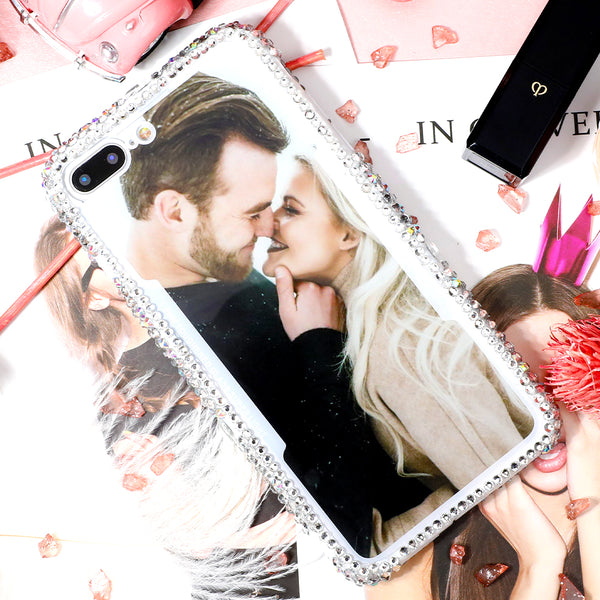 Buy 2 Get 1 Free - Luxury Custom Diamond iPhone Case