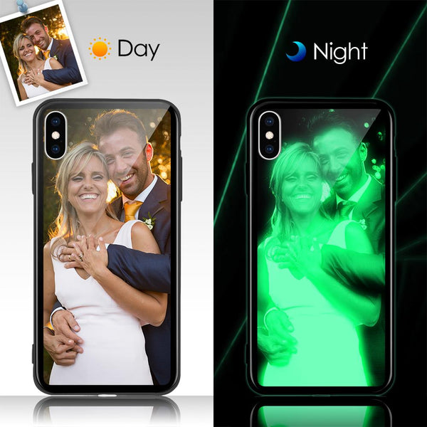 iPhone Xs Max - Custom Night Lights iPhone Case
