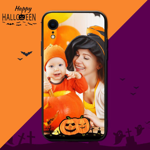 Halloween - Custom Pumpkin iPhone Case