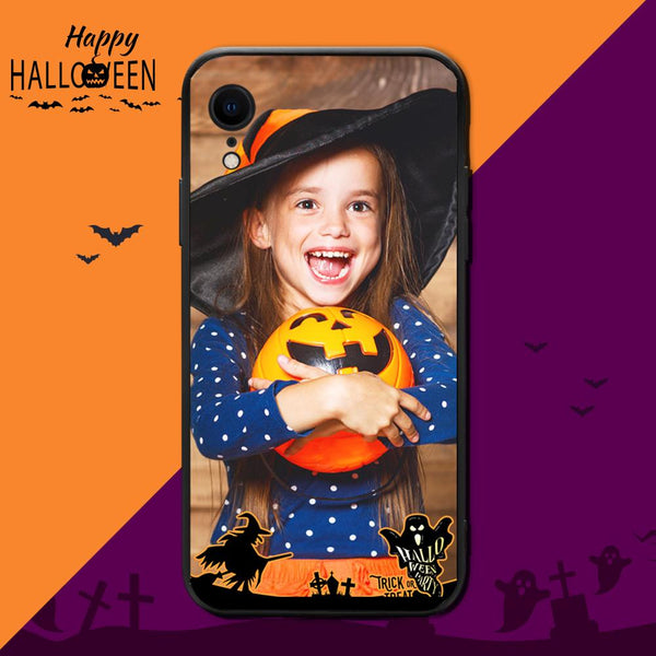 Halloween - Custom Ghost iPhone Case