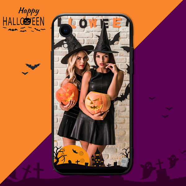 Halloween - Custom Castle iPhone Case