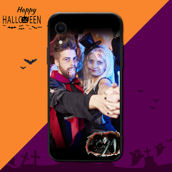 Halloween - Custom Evil iPhone Case