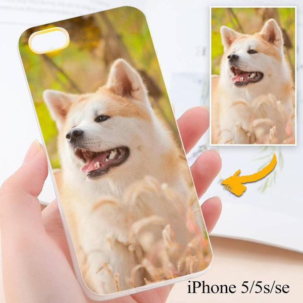 iphone5 5s se custom photo phone case