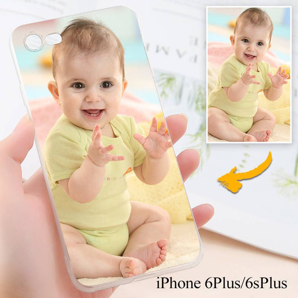 iphone6p 6sp custom photo phone case