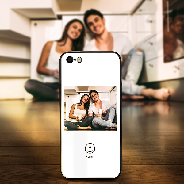 buy 2 get 1 free custom smile iphone casewhite