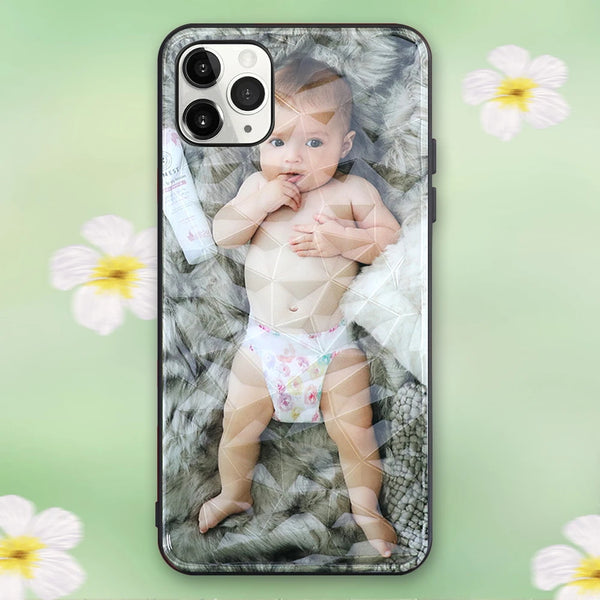 3D Diamond Lines Surface - Custom Popular iPhone Case