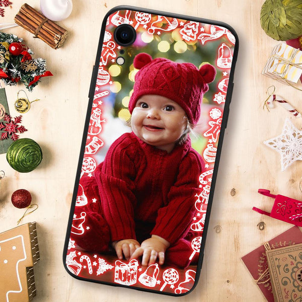 Christmas sale - Custom Christmas Gift iPhone Case