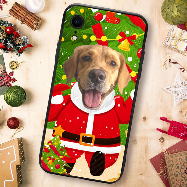 Christmas sale - Custom Christmas Dog iPhone Case