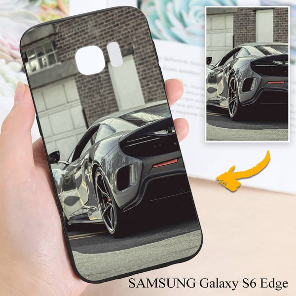 Samsung Galaxy S6 Edge Custom Cars Photo Protective Phone Case