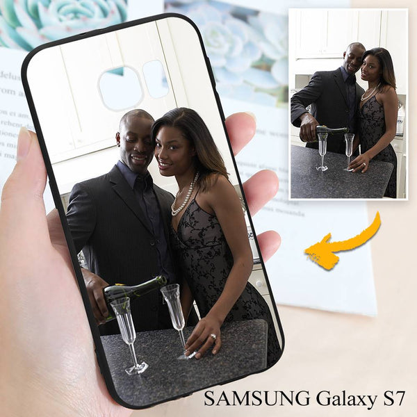 Samsung Galaxy S7 Custom Photo Protective Phone Case