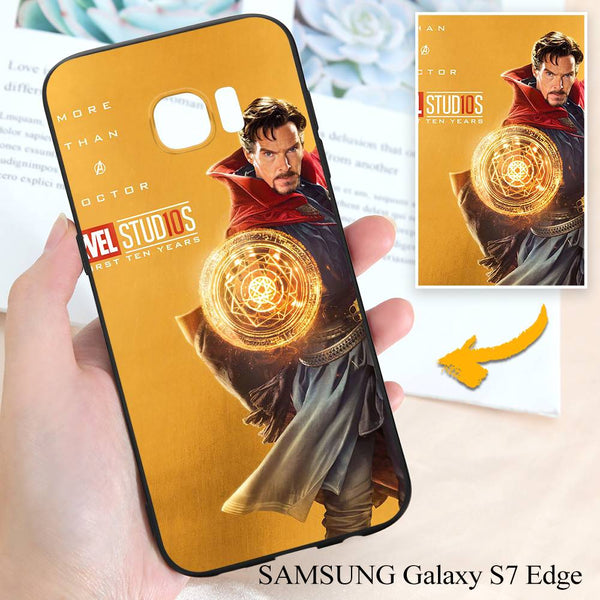 Samsung Galaxy S7 Edge Custom Fans Photo Protective Phone Case