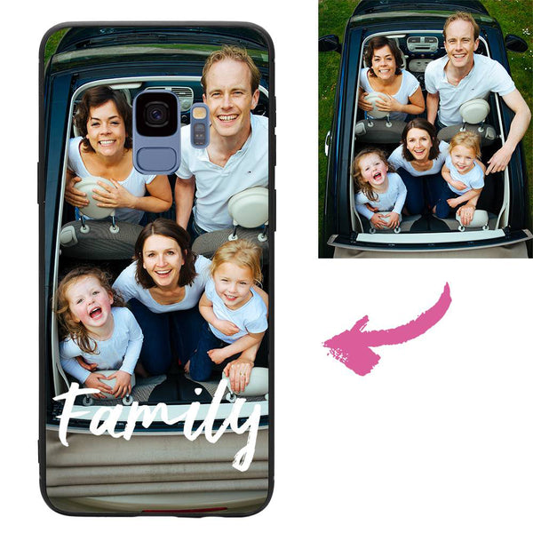 Custom We Are Family Samsung Galaxy Case