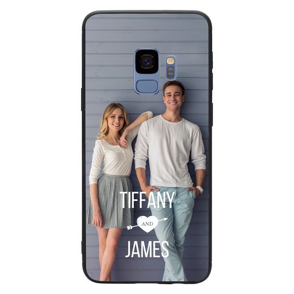 Custom Samsung Galaxy Case - Arrow Through the Heart