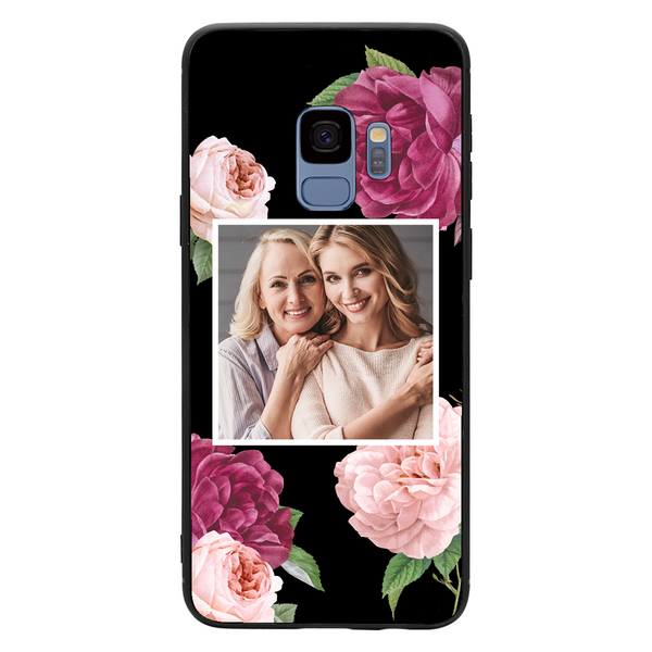 Custom Samsung Galaxy Case - Secret Garden