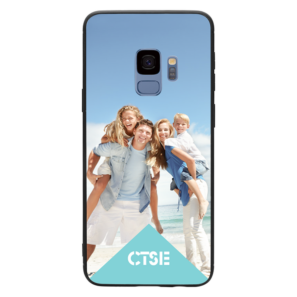Custom Samsung Galaxy Case - Family Initials