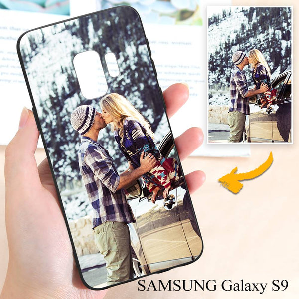 Samsung Galaxy S9 Custom Photo Protective Phone Case