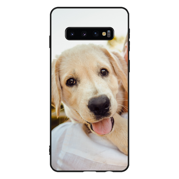 Custom Pets Photo Samsung Galaxy Case