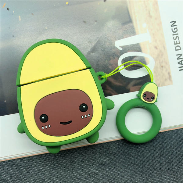 Avocado Air Pods Case