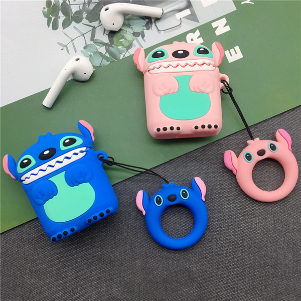 Stitch Air Pods Case