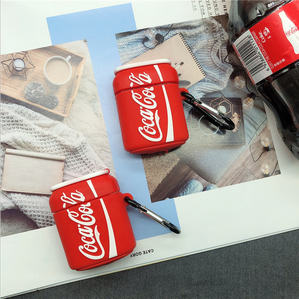 Coca Cola Air Pods Case