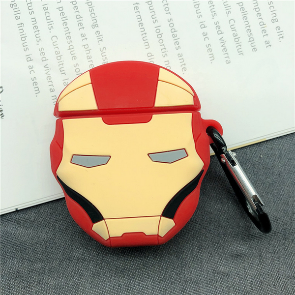 Iron Man Air Pods Case