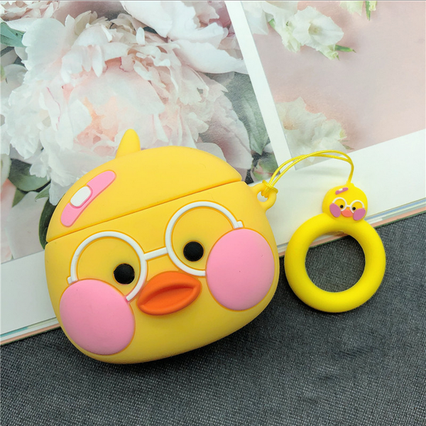Lovely Duck Air Pods Case