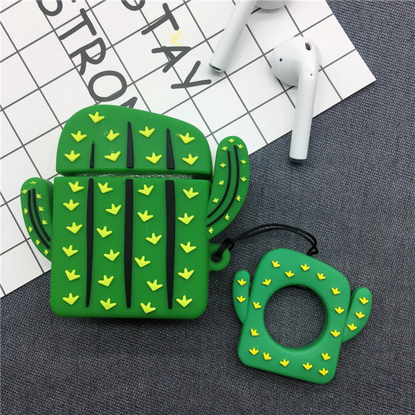 Cactus Air Pods Case