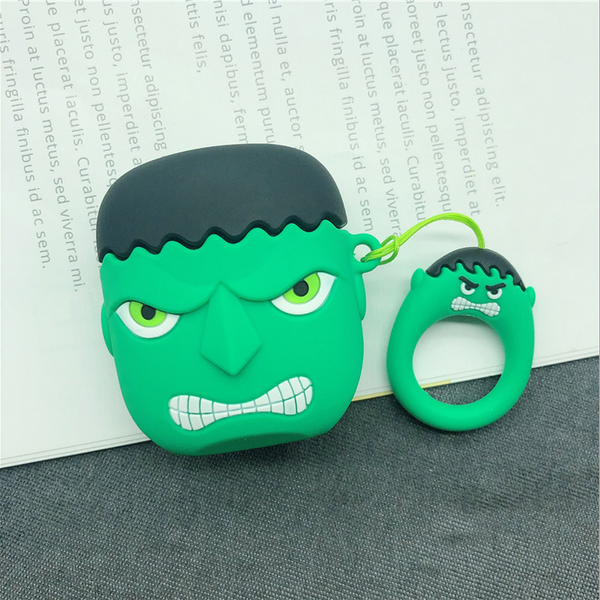 The Hulk Air Pods Case