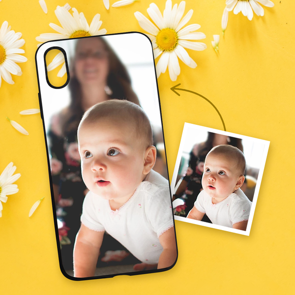 iphonex custom photo phone case